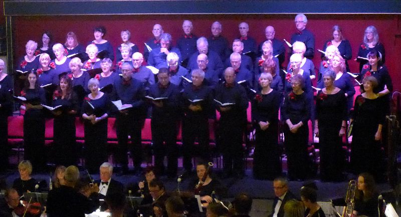 Saddleworth Musical Society Christmas Concert 2016