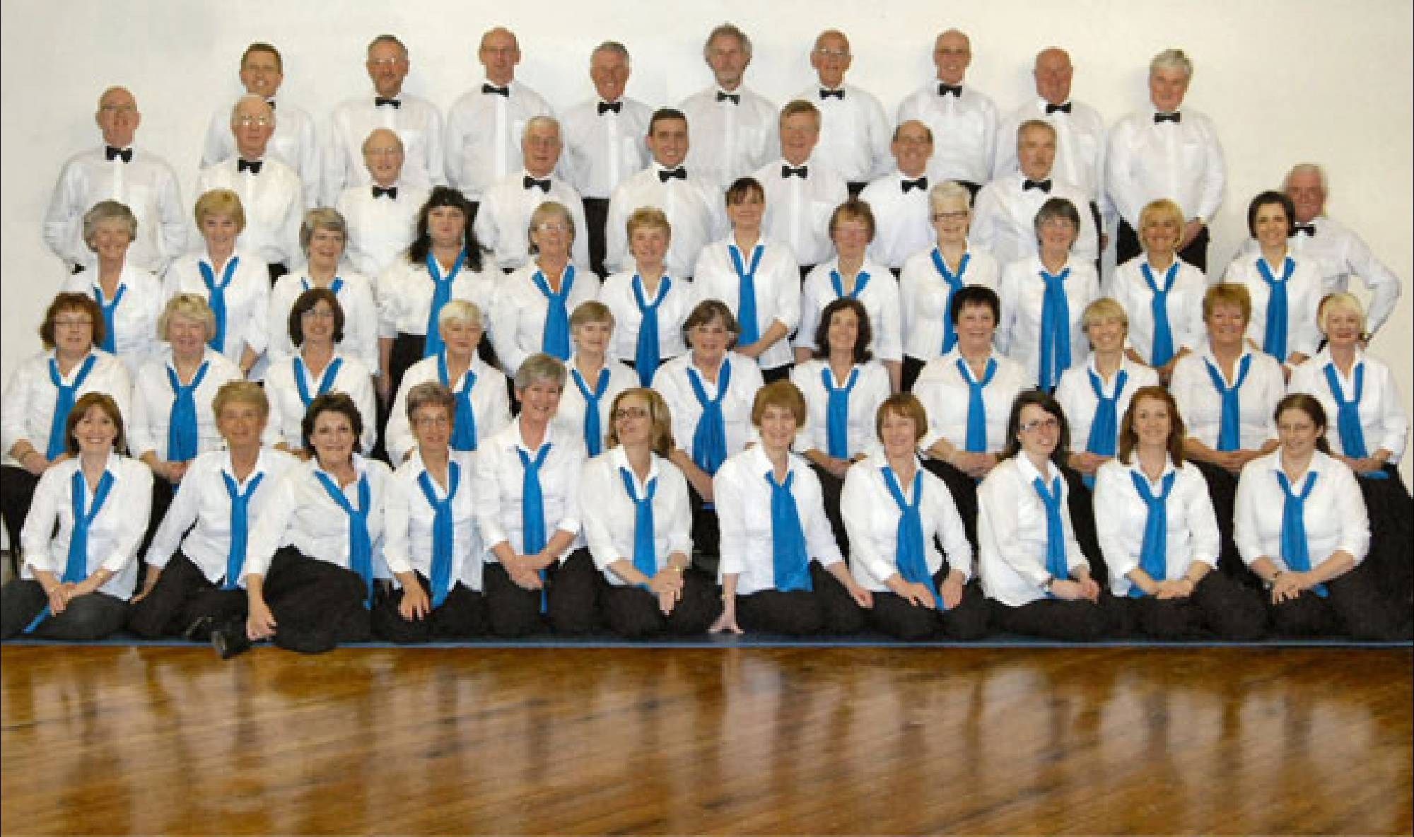 Saddleworth Musical Society Choir